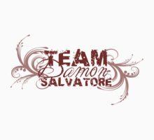 Team Damon Salvatore  by missemilyellen