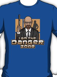 I am The Danger Zone T-Shirt