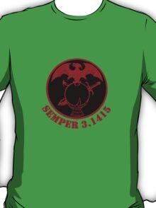 Semper 3.1415© with Emblem T-Shirt