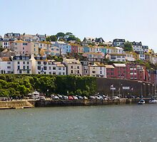 Brixham Village by Lee Harris