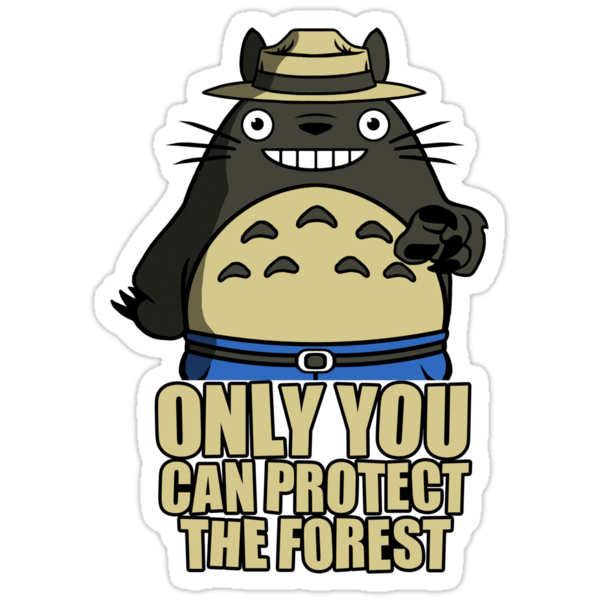 Protect The Forest by Baznet