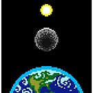 SOLAR ECLIPSE by DREWWISE