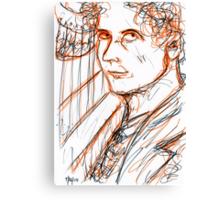 Harpo Marx Canvas Print
