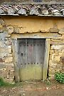 Old Door by Madeleine Forsberg