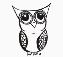 Owl number 20. by annieclayton