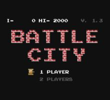 Battle City by ElectricHuman