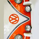 New Zoom Orange Volkswagen VW apple iphone 5, iphone 4 4s, iPhone 3Gs, iPod Touch 4g case by www. pointsalestore.com
