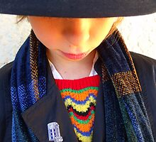 Eat your heart out Tom Baker by LouJay