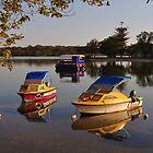 Maroochy River. Maroochydore, Queenslandld, Australia. by Ralph de Zilva