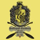 Hufflepuff Forever! (Quidditch Seeker) by AlliVanes