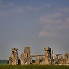 Stone Henge #2 by Paul  Eden