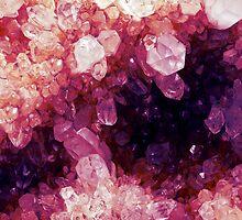 Raw Rose Quartz by seabelly