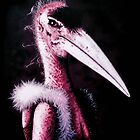 Stork Lady by Babyfishbrain