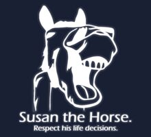 Susan the Horse - Doctor Who by spud-17