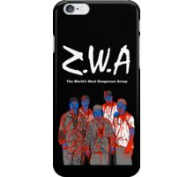 Zombies With Attitude iPhone Case/Skin