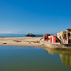 Capitola Riverview to Beach by Stephanie Macwhorter