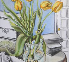 Yellow Tulips by janfitc