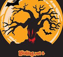 Halloween  by Raymond Doyle (BlackRose Design)