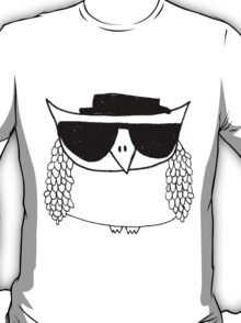 Heisenberg, the owl T-Shirt