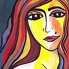 Fauvism Woman by codyvandezande