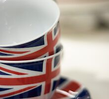 British Tea by Mara Acoma