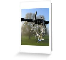 Autumn in the Country Greeting Card