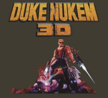 Duke 3D by H Powell
