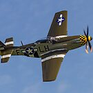 P-51D Mustang 45-15118 G-MSTG &quot;Janie&quot; by Colin Smedley