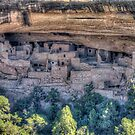 Cliff Palace by Terence Russell