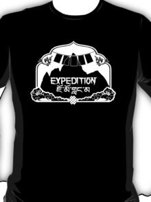 Expedition Everest - Chomolungma  T-Shirt
