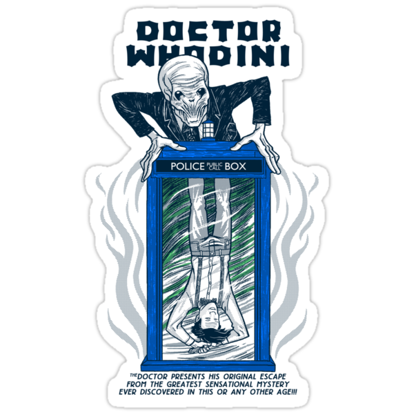 Doctor Whodini by Gimetzco