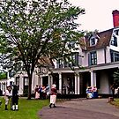 The Ringwood Manor on July 4th by Jane Neill-Hancock