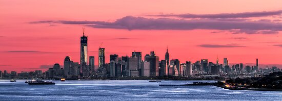 Good Morning, New York! by Evelina Kremsdorf