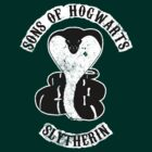 Sons of Hogwarts - Slytherin by bomdesignz