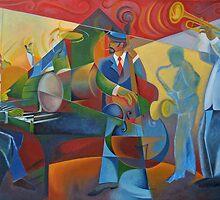 Quintet by Tony Velez