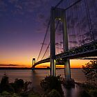 Verrazano at Sunrise by Yelena Rozov