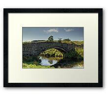 Smardale Bridge Framed Print