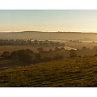 Ivinghoe Beacon Sunrise Panoramic # 4 by Dale Rockell