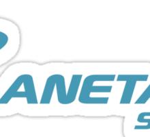 Planetary Society Logo Blue Sticker