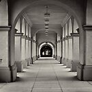 Balboa Park Archways by sunrisern