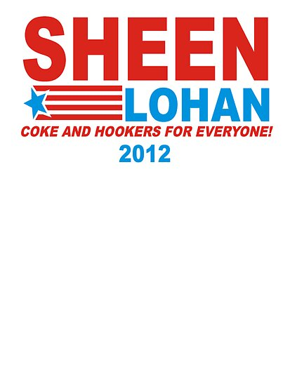 Sheen Lohan 2012  by BUB THE ZOMBIE