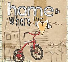 home is where the heart is by sketchbook39