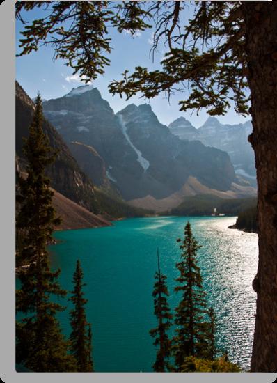 Moraine Lake by MarieG