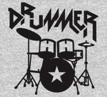 Drummer by Cheesybee
