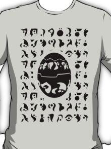Precursor Pattern T-Shirt