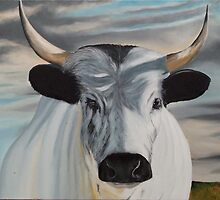 Blue Cow Blues by Chuck Miller by Chuck Miller