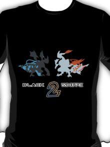 Pokemon Black and White 2 T-Shirt
