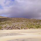 A Harris Beach, Western Isles, Scotland by MidnightMelody