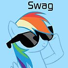 Rainbow Dash Swag by DerpyDash101