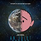 An Idiot Abroad poster by alxqnn